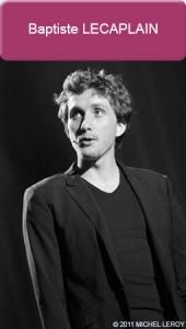 Baptiste Lecaplain