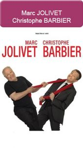 Marc Jolivet-Christophe Barbier
