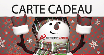 carte cadeau stages de theatre