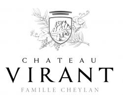 logo chateau virant