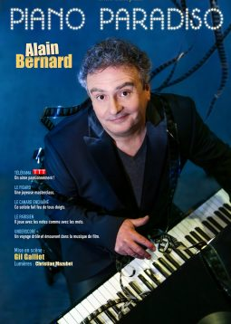 alain bernard piano paradiso